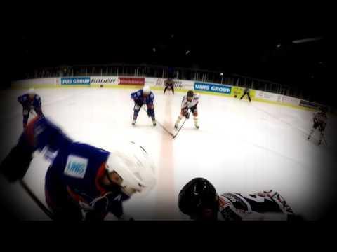 GoPro Beelden - IJshockey Nederland Bekerfinale 2017