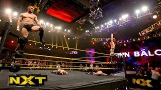 Finn Bálor debuts in NXT to help Hideo Itami battle The Ascension: WWE NXT, Nov. 6, 2014