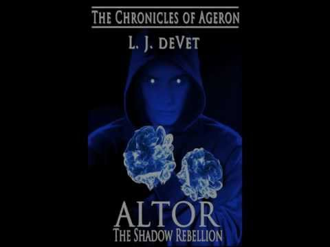 New novel trailer - ALTOR: The Shadow Rebellion (The Chronicles of Ageron)