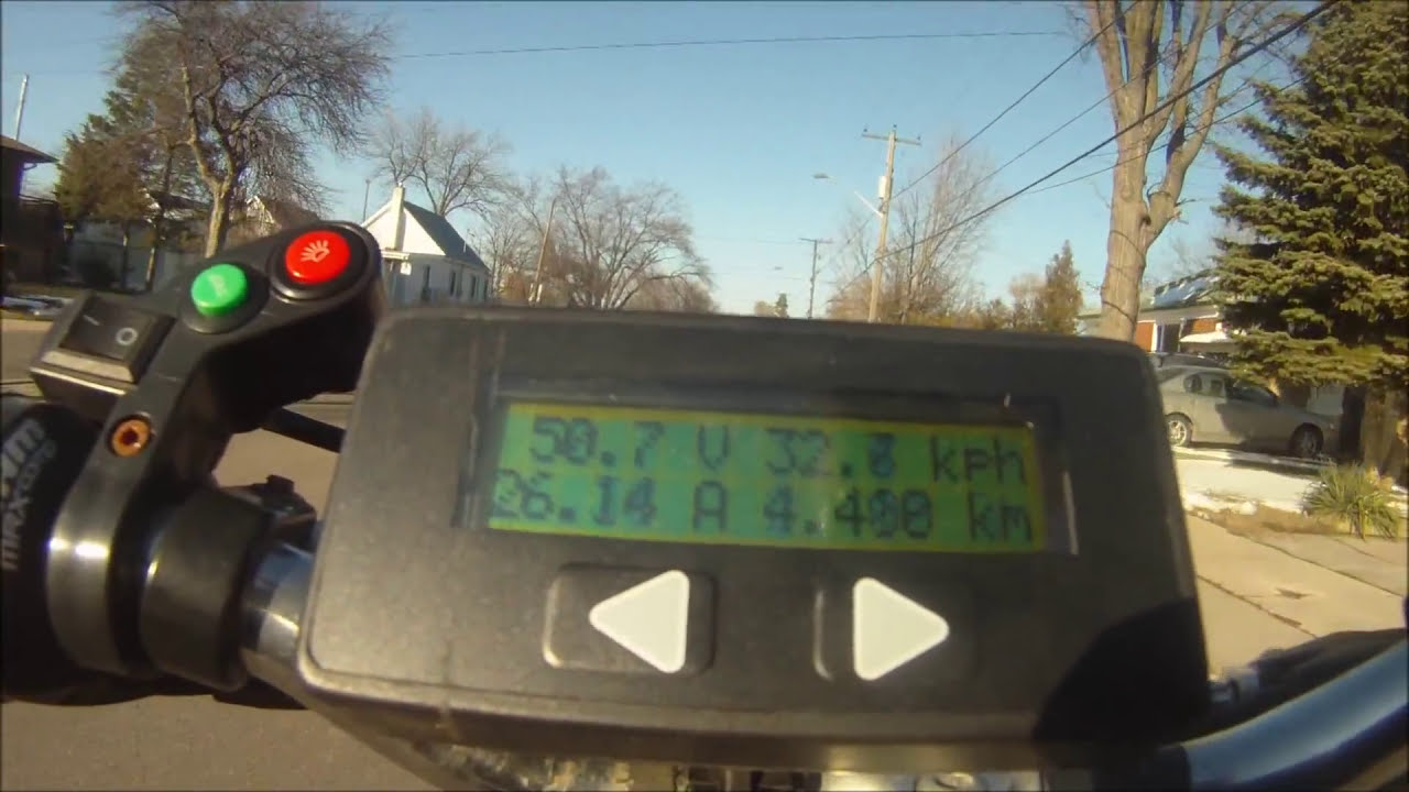 Golden Motor Canada Mini Motors Road Test With Cycle