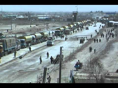 pak afghan border chaman