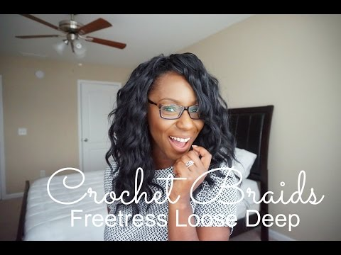 Loose deep crochet braids how to how to save money for Crochet braids salon