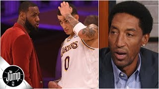 Lakers' nasty schedule means they need LeBron back soon - Scottie Pippen | The Jump