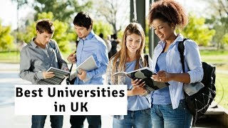 Best 10 Universities in United Kingdom  2019| Top 10 Universities || University Hub 😱