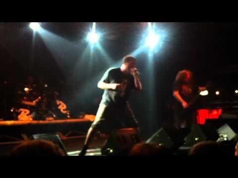 NAPALM DEATH - @Demodè Club - BARI 28/04/2012 (Part 11)