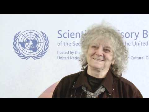 Interview with Prof Dr Ada Yonath, Israel