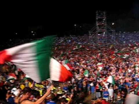 finale mondiali di calcio 2006 - Circo Massimo - Roma 7