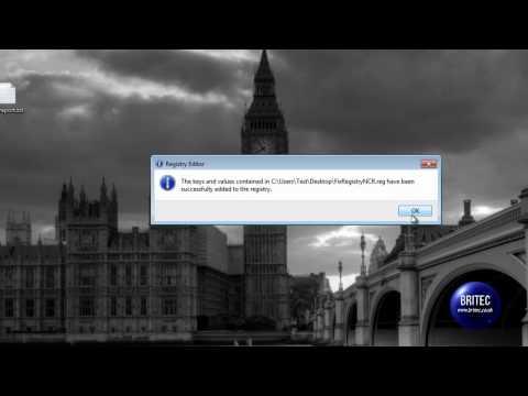 Remove Rogue Win 7 Antivirus 2012 By Britec
