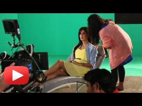 Katrina Kaif - Behind The Scenes Of An Ad Shoot - Hot Or Not ? video