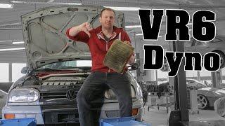OK-Chiptuning - VW Golf 3 VR6 | Dynojet, 102 Oktan, Luftfilter im Test.