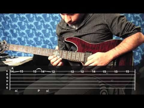 Tu Carcel - Enanitos Verdes Guitarra Como Tocar Tutorial Solo