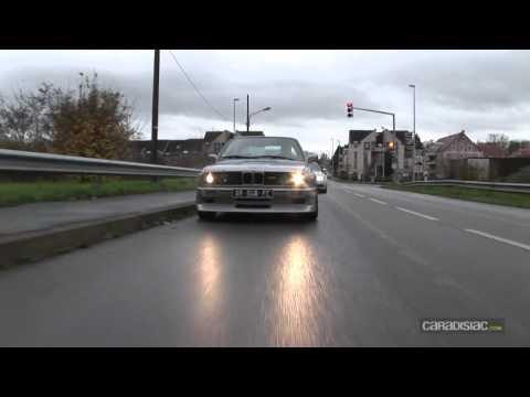 Vidéo - BMW M3 E30 vs BMW M3 E92 : la version longue