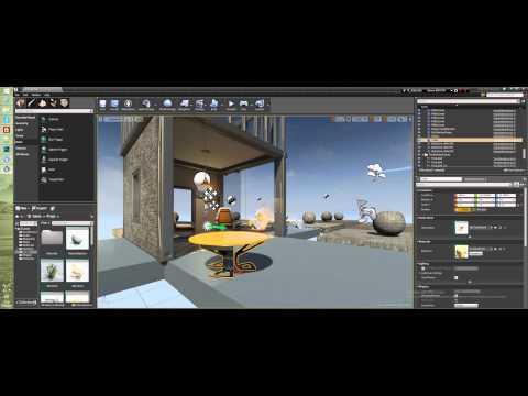 Уроки Unreal Engine 4 - Навигация во Viewport (Часть 2)