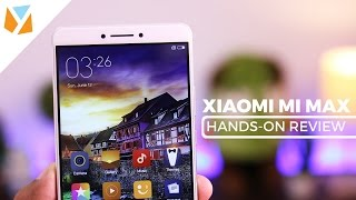 Xiaomi Mi Max Hands-On Review