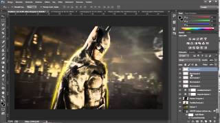 SpeedArt #6 - Batman