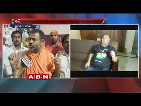 Swami Paripoornananda Face To Face Over Mahesh Kathi Comments On Lord Sri Rama