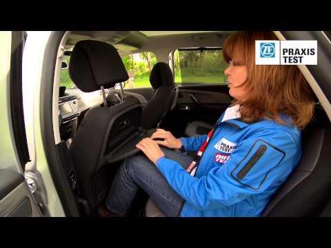 ZF-Praxistest 2014 - Platz 7 (Citroen C4 Picasso)