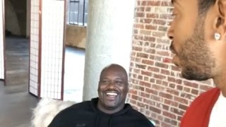 Ludacris Is Jealous Shaq Bought All The Businesses In Atlanta