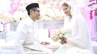 Solemnization of Farhan + Farah