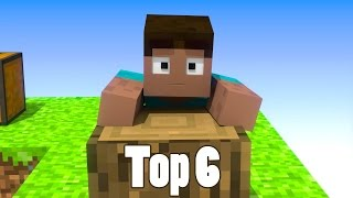 Top 6 Minecraft Skyblock Animations