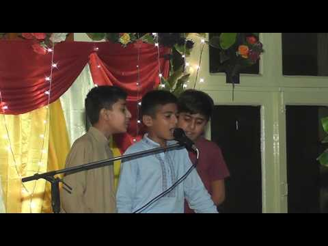 Mola mara V gar howay qaseda at Madina Syedan Gujrat