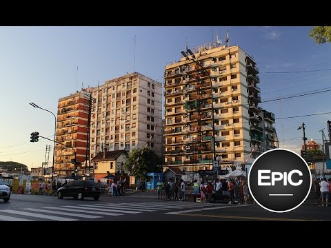 Vélez Sársfield, Villa Luro & Liniers - Buenos Aires, Argentina (HD)