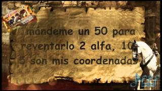 Calibre 50 Video - ►01 Calibre 50 Codigo 375 Letra [Corridos De Alto Calibre 2013] Estudio HD Completa