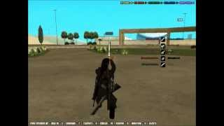 GTA SA - Mod Pack #2: Weapon's,Weapon Sounds,Skin,Crosshair