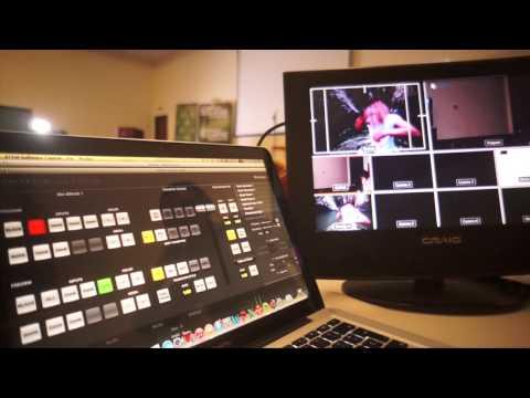 BTS Streaming The College Institute - HD AudioVisuales - Servicio Streaming en Nicaragua