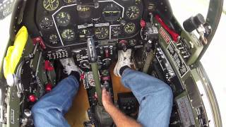 Kermie Cam - North American P-51C Mustang - Part 1