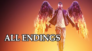 Saints Row Gat Out Of Hell Gameplay - All Endings