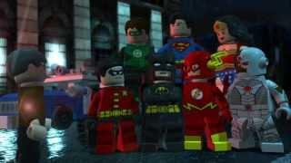 LEGO Batman 2 DC Super Heroes - Part 13 The Final Battle 'Heroes Unite' (Wii U, Xbox 360, PS3)
