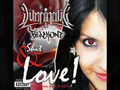 ILUMINATIK BLACK ONE LLUVIA LOVE & SHIT ( CD LOVE)