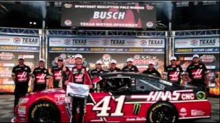 video Kurt Busch snares pole in qualifying for Duck Commander 500 at Texas For the second time in just four starts this season, Stewart-Haas Racing's Kurt Busch will lead the field to the green...