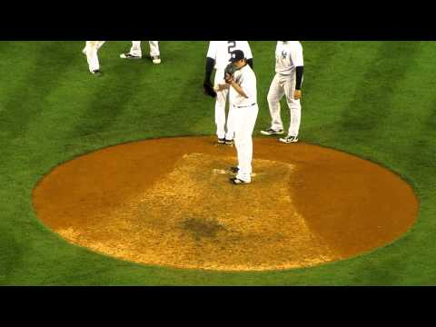 Joba Chamberlain Entrance - Shout at the Devil