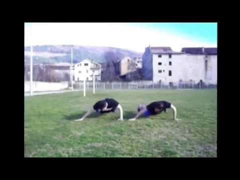 Street Workout Bileća