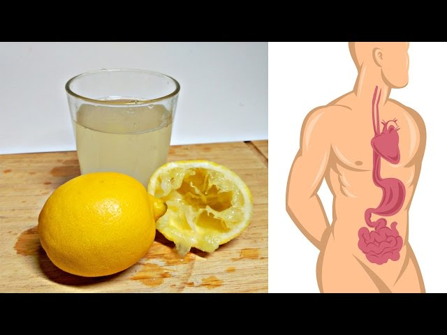 They Say Drinking Lemon Water In The Morning Is Good For You... Here's Why | Natural Cures