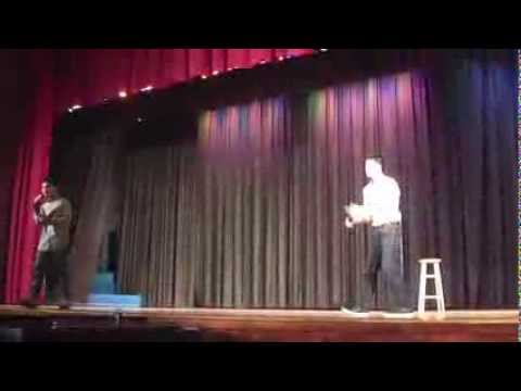 Francis Lewis HIgh School Talent Show Avner Sarikov Malakhi Smith