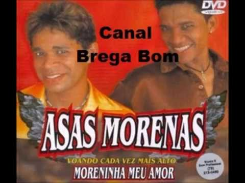 Asas Morenas Vol. 01 CD RARO
