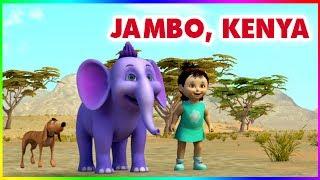 Jambo, Kenya (4K)