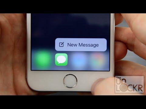 How to Get 3D Touch on Older iPhones (JB Tweak)