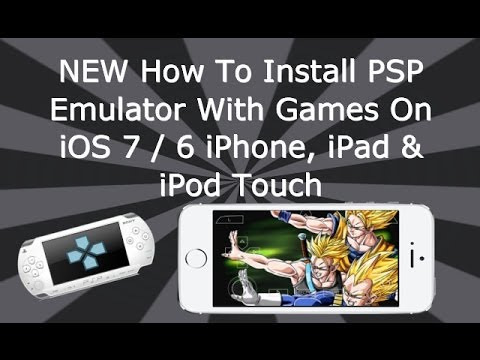 how to download ppsspp games ios no jailbreak