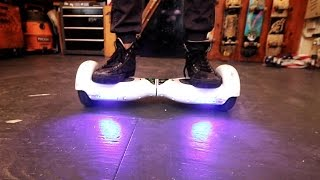Hands Free Segway thing for $200