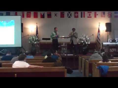 Mensaje El Perdon Requerido Obispo Strong