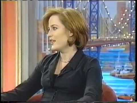 Gillian Anderson on Rosie O'Donnell Pt. 1