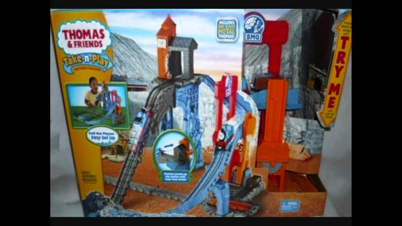 blue mountain quarry trackmaster instructions