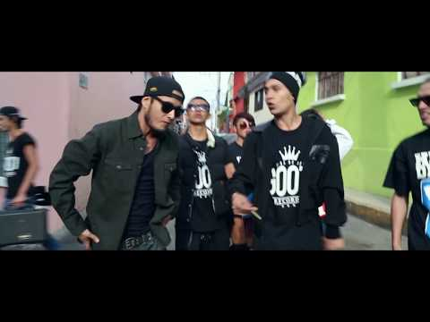 Aleman Doble Rima - Hip-Hop Deporte (Video Oficial)
