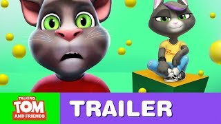 📣 THE FUN CONTINUES! Talking Tom and Friends Season 4 Returns
