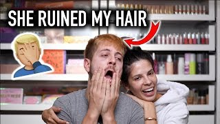 Laura Lee RUINED MY HAIR! - NOT Click Bait