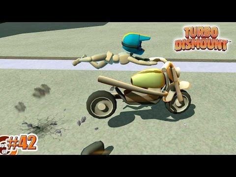 Turbo Dismount ДЕРЖИСЬ КРЕПЧЕ! (42 серия)